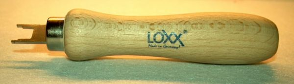 LOXX Druckknopfsicherungsschlüssel gross