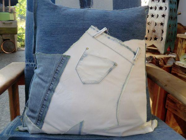Patchwork-Jeans-Kissen-asymetrisch 50x55