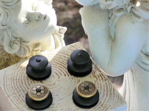 LOXX®-BOX= 4* SETs in schwarz & floral