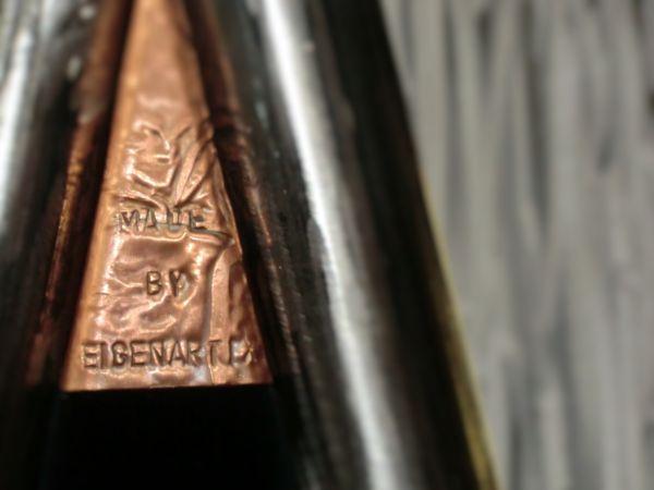 Stuhl Stahlrohr-Edelstahl
