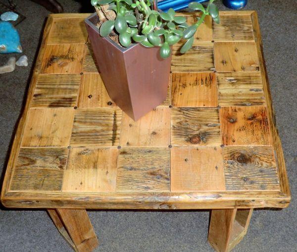 Tisch 5X5