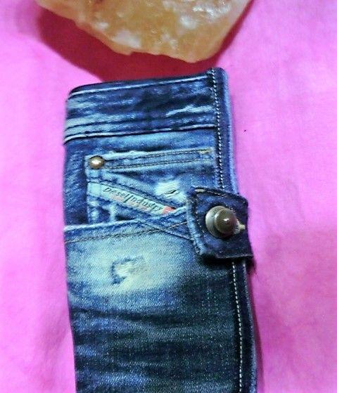 Geldbörse Jeans Diesel